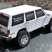 Paper Telstar Logistics Jeep XJ by Telstar Logistics