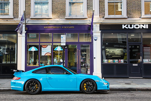 GT3. by Alex Penfold