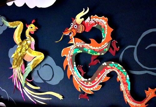 phoenix-dragon-paper-cutting