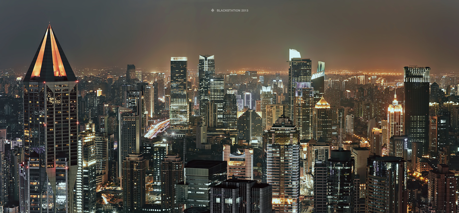 Night Skylines From Around The World Page 50 Skyscrapercity
