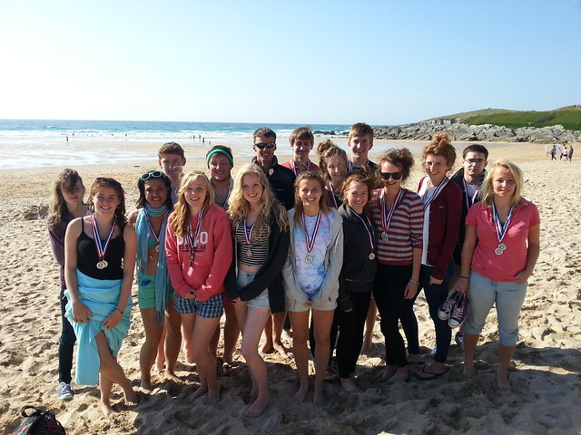Watersports Group 2013