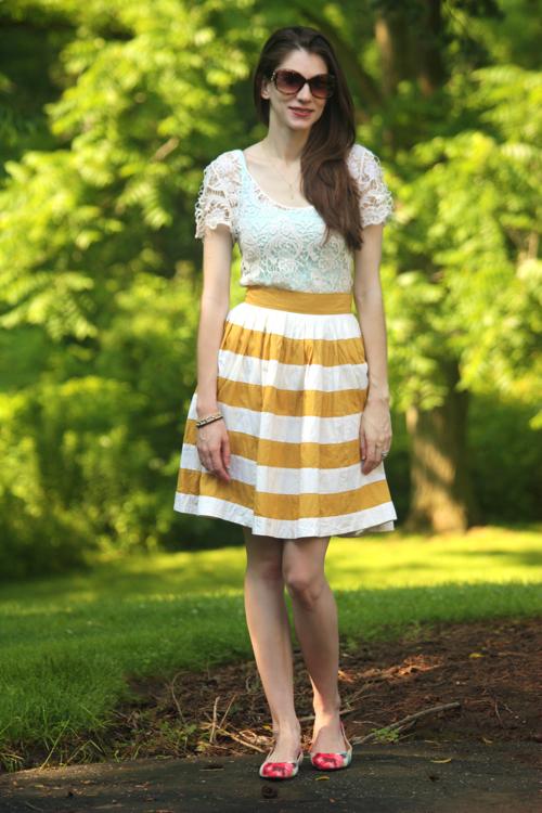 Lace, Stripes & Floral4