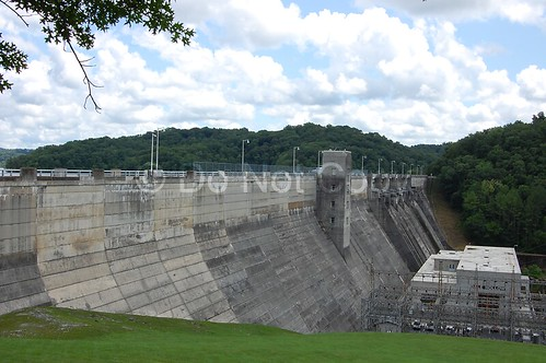 dale hollow dam watermark