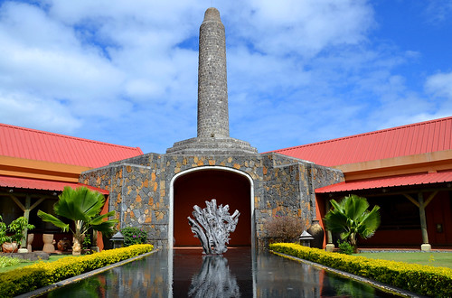 What to do in Mauritius - visit the Rhumerie de Chamarel in Black River