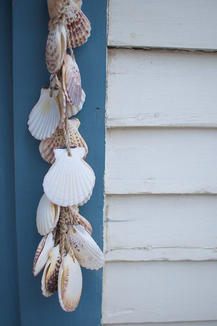 Seashell Garland