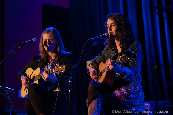 Annie Lynch and Michaela Anne @ The Chapel, SF 7/20/2013