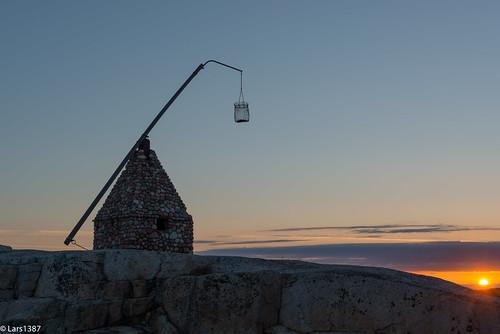 summer sun sunlight nature norway sunrise nikon rays vestfold verdensende d800e