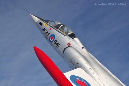 RCAF Canadair CF-104 Starfighter