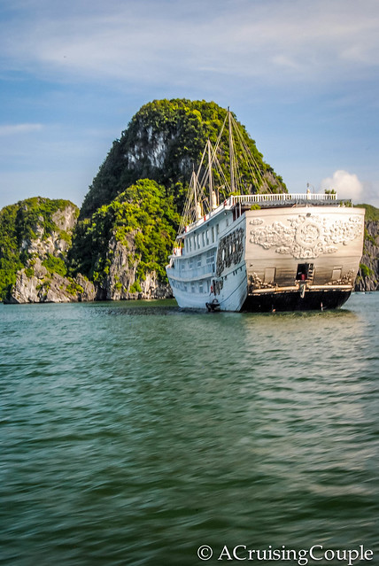 Halong Bay Indochina Sails Boat