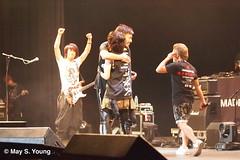 T.M. Revolution & Home Made Kazoku at Otakon081013-02