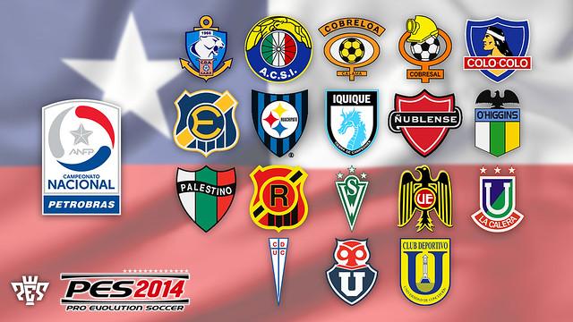 PES Liga Chilena