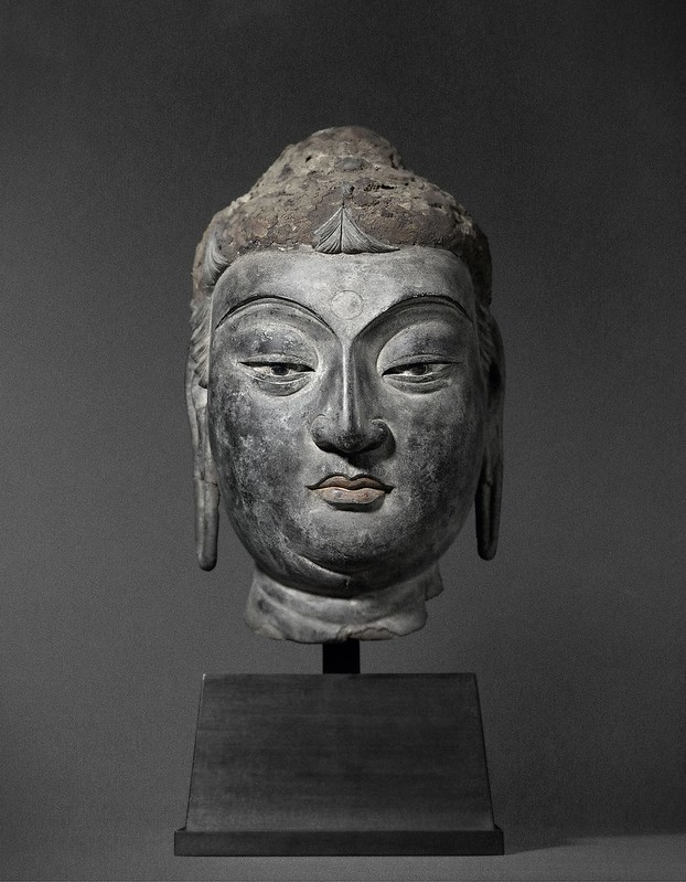 Sakamoto_Tang Dry Lacquer Head of Buddha 1.jpg