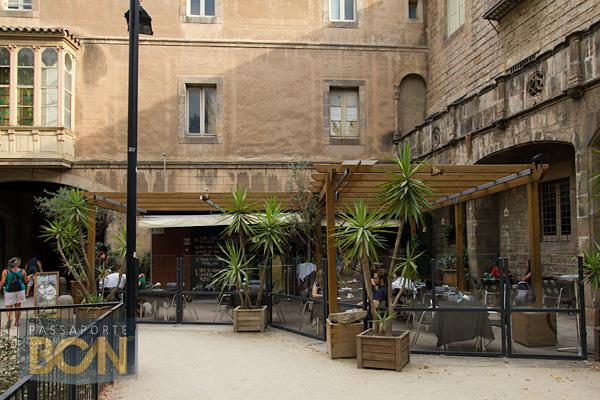 El jard passaporte bcn - Hotel el jardi barcelona ...