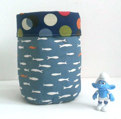 chibi bucket-fish