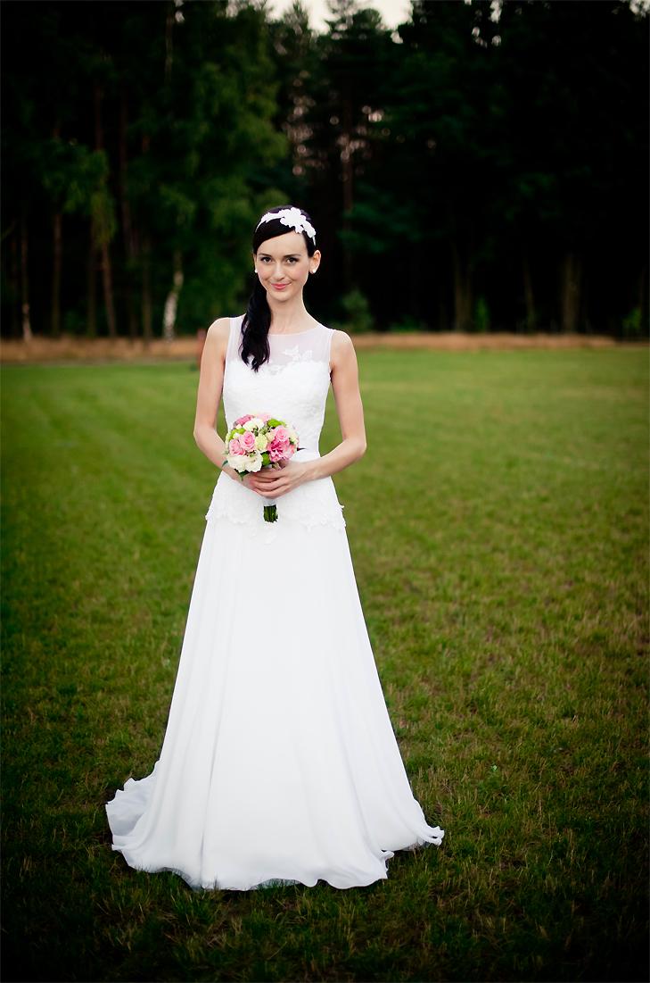 Moja Suknia ślubna Daisyline Blog O Modzie Blog Lifestylowy O