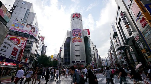 Shibuya in the Summer 2013