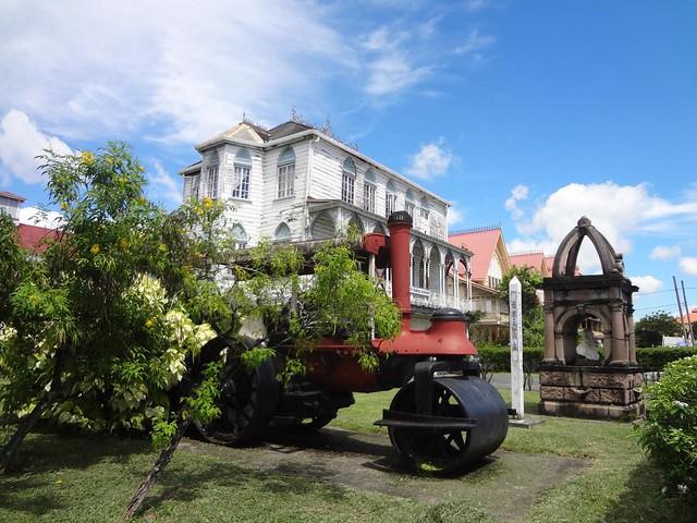 O que visitar em Georgetown, Guiana