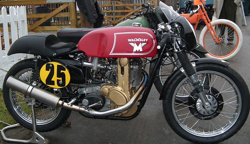 Walmsley Matchless - Goodwood Festival of Speed 2013