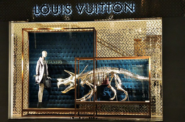 Louis Vuitton Window Display 2013