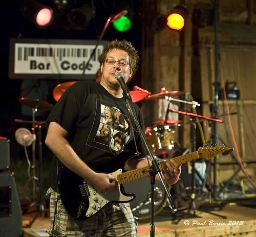 Barcode A Brantford And Southern Ontario Band Urban Hero
