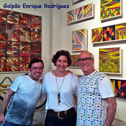 Galpão Enrique Rodríguez by cris couto 73