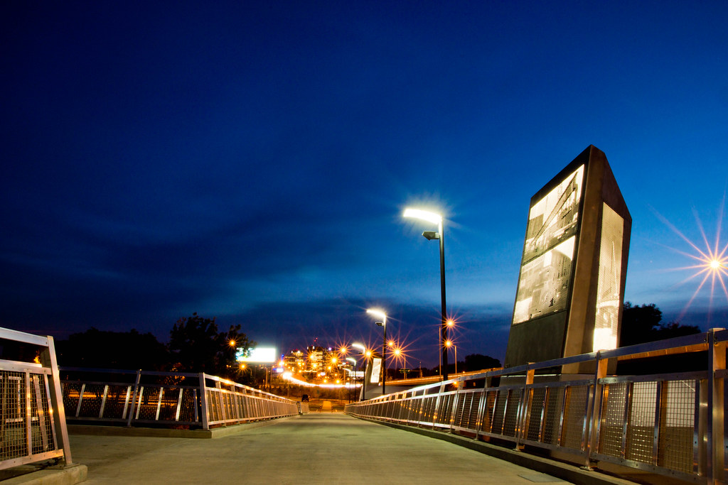 Disraeli Active Transportation Bridge