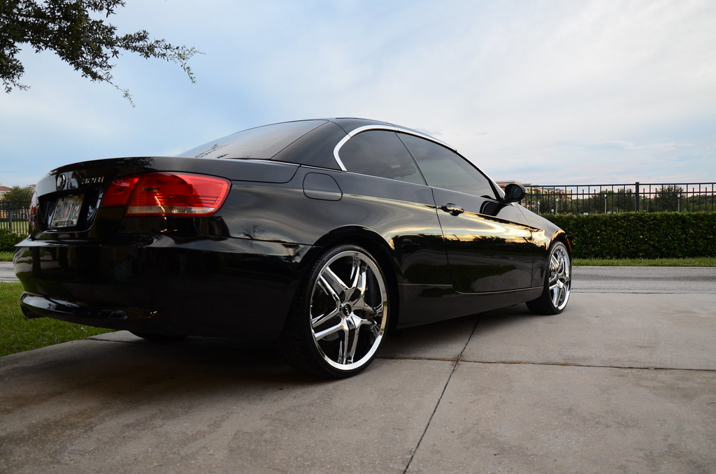 aowheels BMW correction