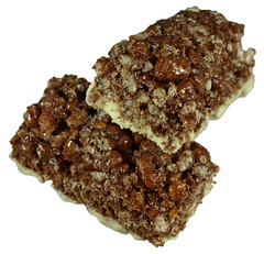 Coco Pops Snack Bar split