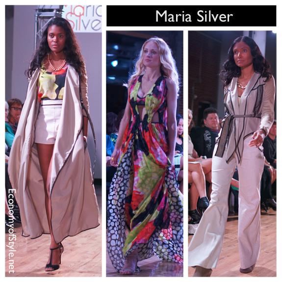 Project design, Maria Silver