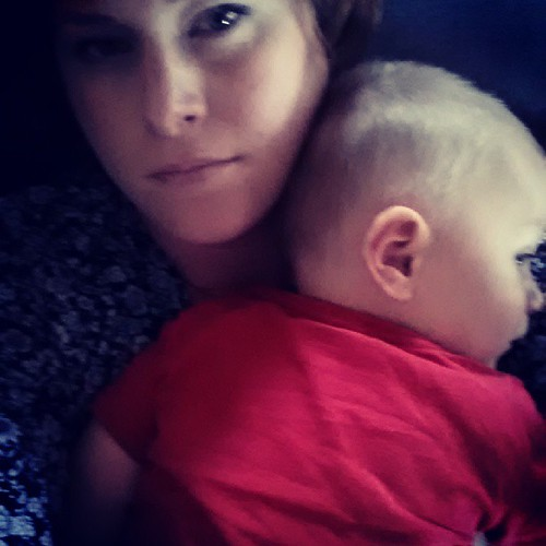 I am the best pillow ever!  #lategram #30poundbaby