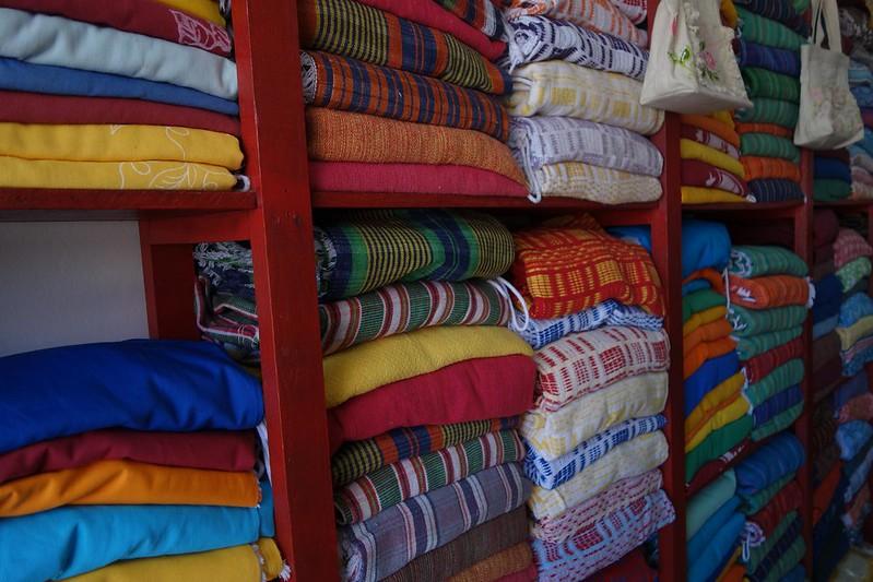 Exterior de uma loja de redes em Macapá, Amapá Brasil