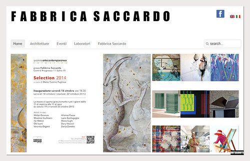 Selection opens at Fabbrica Saccardo by nerosunero