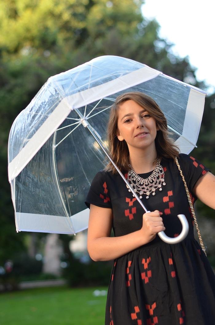 donde comprar paraguas transparentes