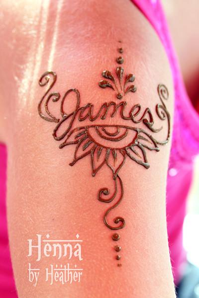 Henna_shoulder_james_name_tattoo__bedford  Flickr  Photo Sharing