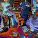 Dos fotógrafos ante un café by Franco D´Albao