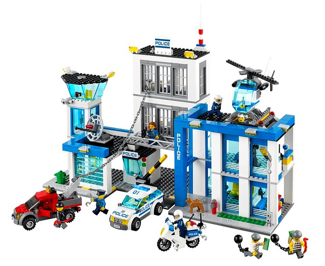 LEGO City 60047 - Police Station