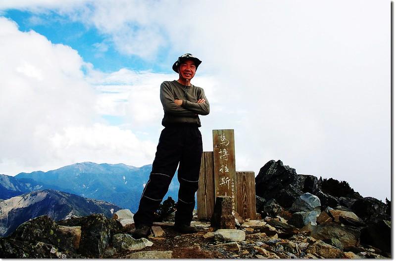 馬博拉斯山山頂