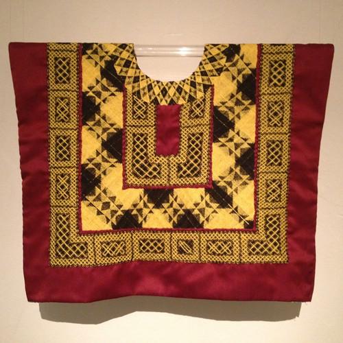 Textile Museum short huipil 2