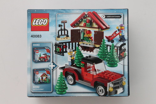 LEGO Seasonal Creator Holiday Set #2 (40083)