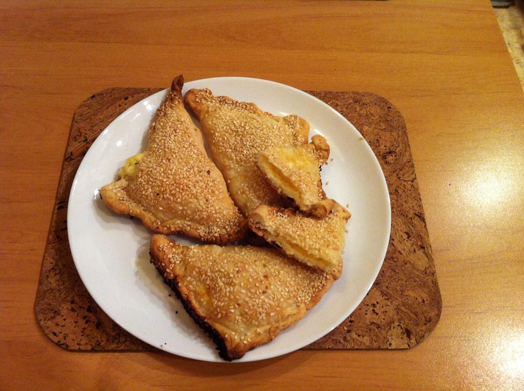 Бурекасы c осетинским сыром от Аллы Ярошко