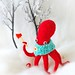 Winter Octopus by hine