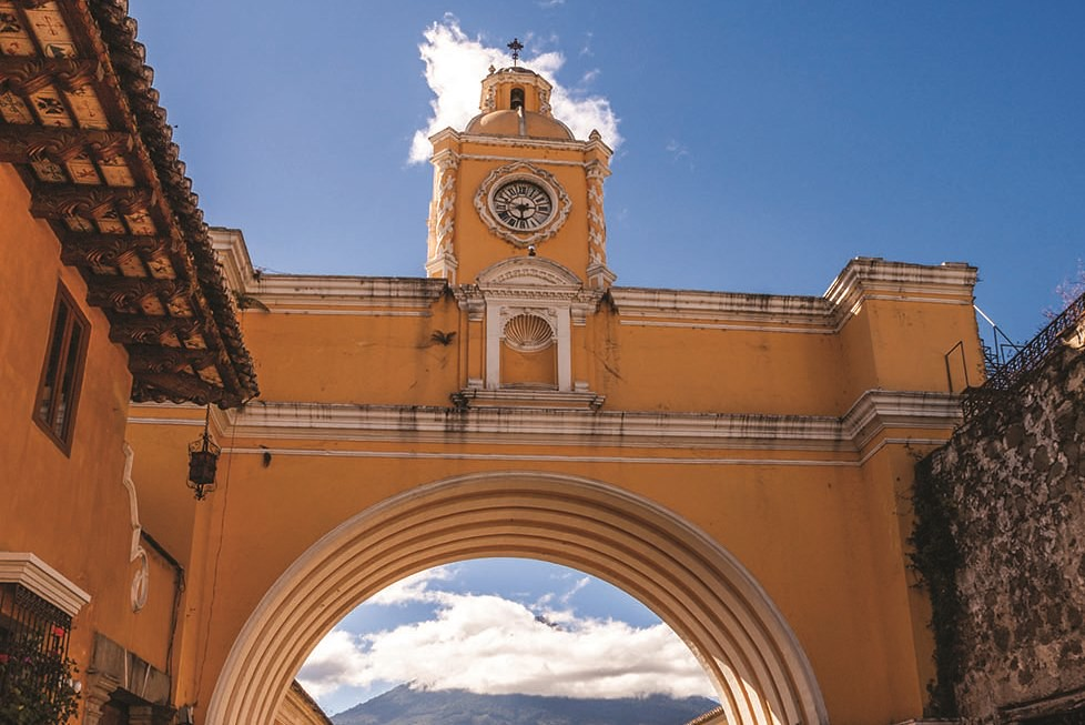 SPANISH LANGUAGE IN ANTIGUA, GUATEMALA Image