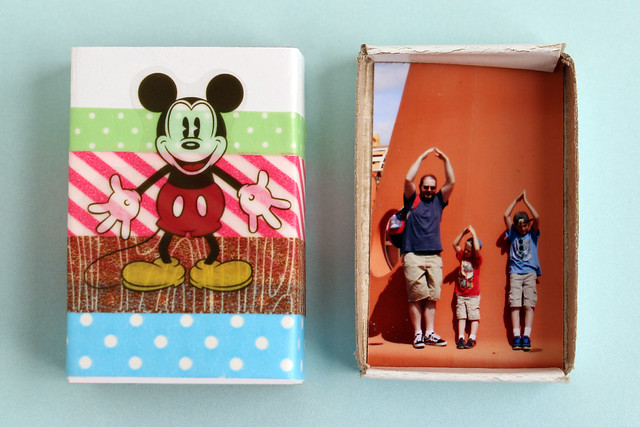 Matchbox Ornaments