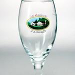 ベルギービール大好き!!【マック・シュフの専用グラス(旧)】(管理人所有 )