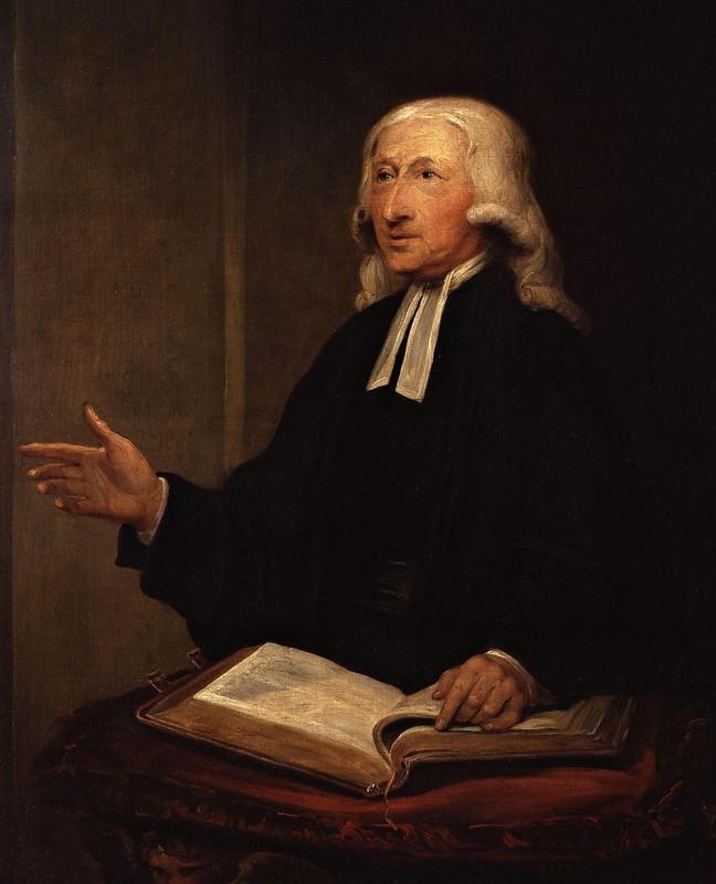 William Hamilton - John Wesley (c.1787)