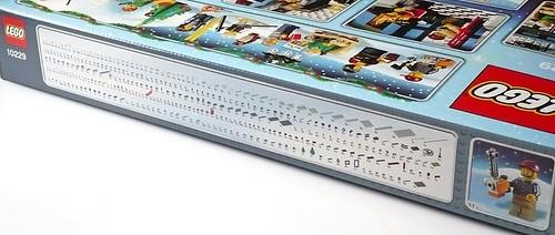 LEGO 10229 Winter Village Cottage box03