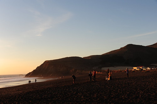 2013 last sunset @ Rodeo Beach
