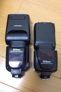 [カメラ][Nikon]年明け早々家族写真を撮ろうと思ったらNikon SB-700が壊れてた(^_^;)