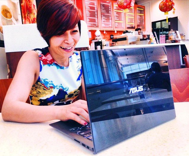 asus zenbook review - rebecca saw blog
