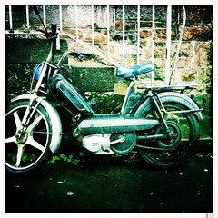 This is not a Harley Davidson #france #normandie #motorcycle